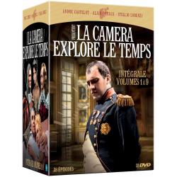 LA CAMÉRA EXPLORE LE TEMPS - Intégrale Volumes 1 à 9 (38DVD)