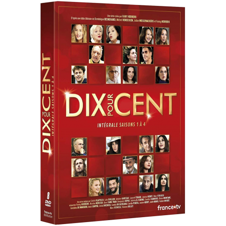 3574 - DIX POUR CENT Saison 1 A 4 (8DVD)