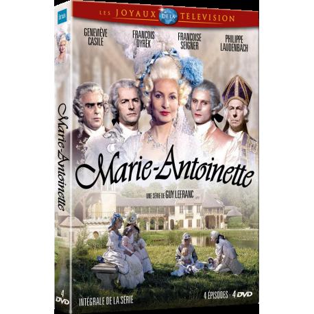 3561 - MARIE ANTOINETTE - INTEGRALE 4DVD