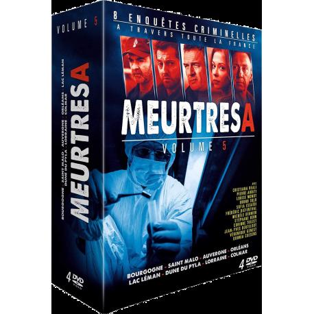3599 - MEURTRES A - VOLUME 5