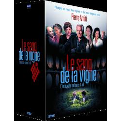 3443 - LE SANG DE LA VIGNE Integrale 6 Saisons 21DVD
