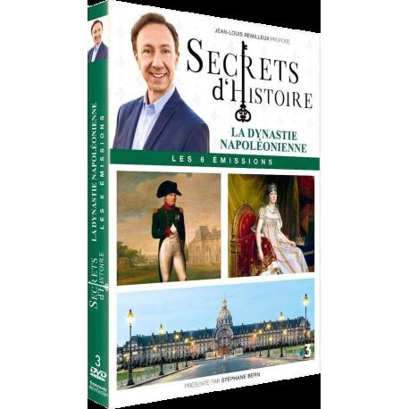 3496 - SECRETS D'HISTOIRE La dynastie napoléonienne
