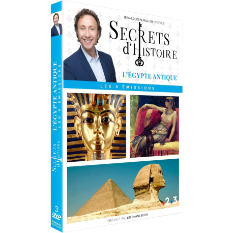 3389 - SECRETS D HISTOIRE - L EGYPTE ANTIQUE