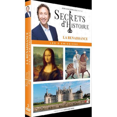3425 - SECRETS D'HISTOIRE - LA RENAISSANCE