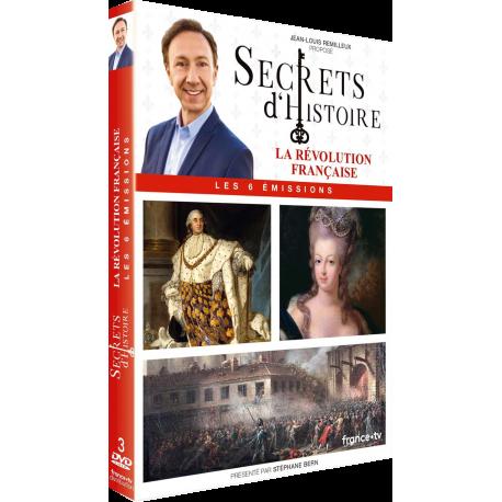 3645 - SECRETS D'HISTOIRE : LA REVOLUTION FRANCAISE