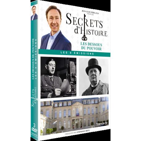 3643 - SECRETS D'HISTOIRE : LES DESSOUS DU POUVOIR