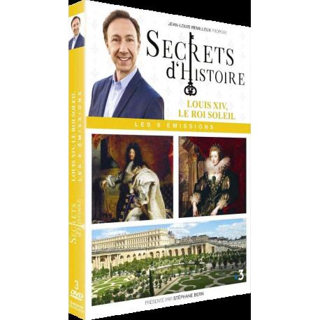 3497 - SECRETS D'HISTOIRE Louis XIV