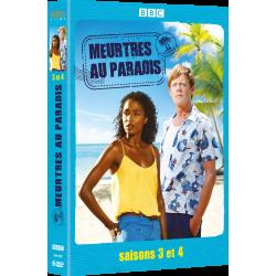 MEURTRES AU PARADIS SAISONS 3 & 4