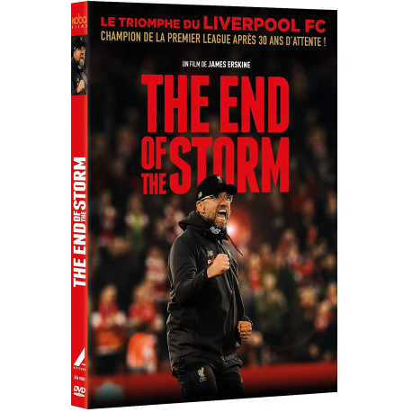 THE END OF THE STORM-Packshot