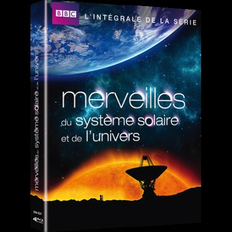 MERVEILLES DE L'UNIVERS ET DU SYSTEME SOLAIRE BR