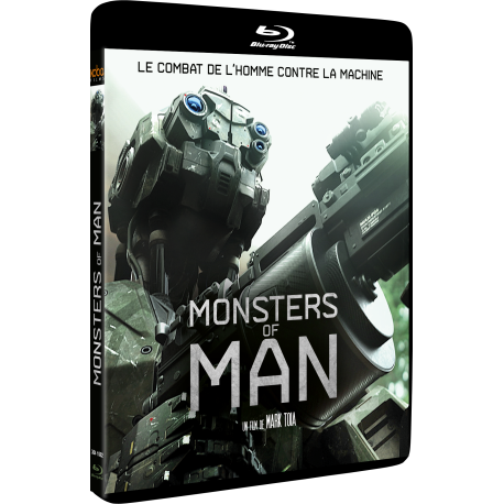 MONSTERS OF MAN BLU-RAY