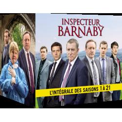 INSPECTEUR BARNABY SAISONS 1 A 21