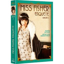 MISS FISHER ENQUETE S2