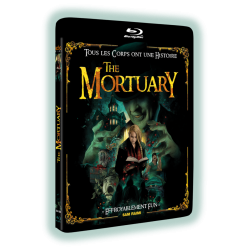 THE MORTUARY COLLECTION BLU-RAY