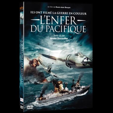 ILS ONT FILME LA GUERRE EN COULEUR - L'ENFER DU PACIFIQUE