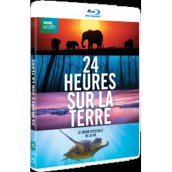 24 HEURES SUR LA TERRE - BLU-RAY