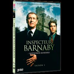 INSPECTEUR BARNABY - Saison 1