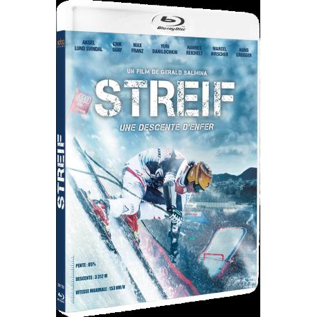 STREIF-Blu Ray Verso
