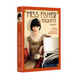 MISS FISHER ENQUETE S3