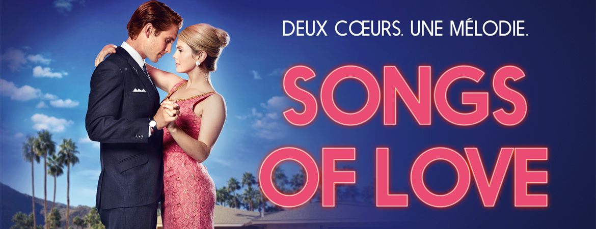 SONGS OF LOVE - En DVD et Blu-Ray