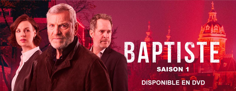 Baptiste - Saison 1