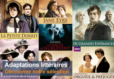 Adaptations littéraires